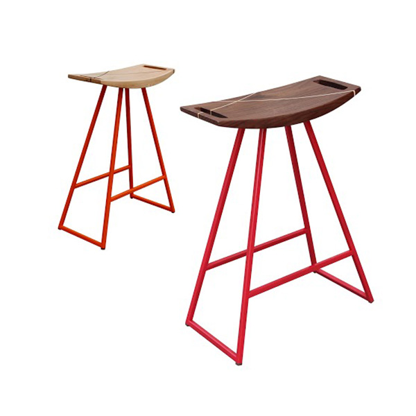 Robert Stool by Tronk Design