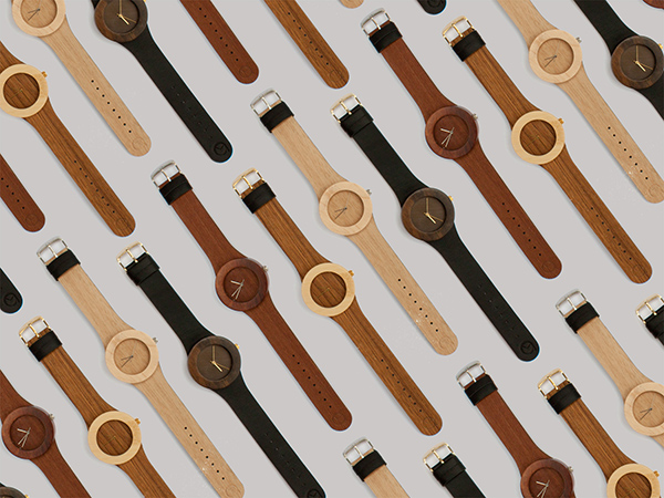 Wooden Sculptures for Your Wrist