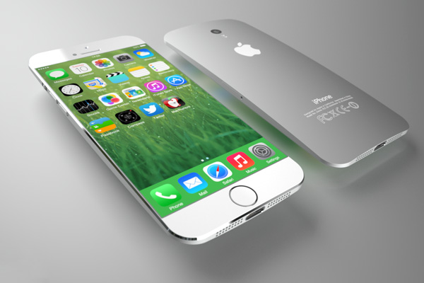iPhone 6 Concept by Federico Ciccarese