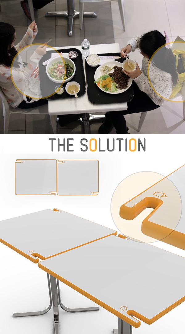 Table for Shopaholics