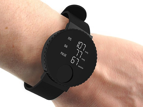 Pill Watch - Medicine Reminder Watch by Jingyu Lee