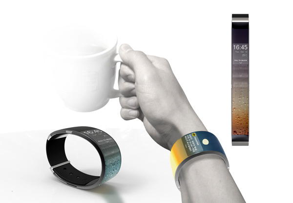 Watch-ME - Smart Watch Concept by Kwan Yoo
