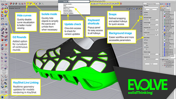 solidThinking Evolve 2014 – Webinar