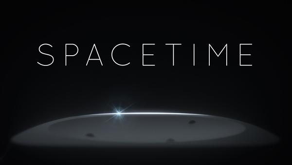 Spacetime - Wrist Watch by Daniel Salisbury