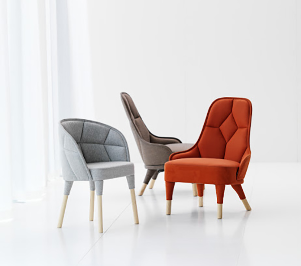 Emma and Emily - Chairs by FÄRG & BLANCHE