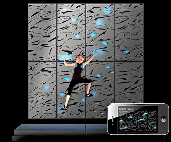 Nova Climbing Wall by Lunar