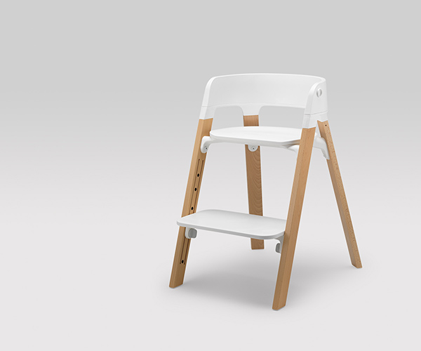 Only high chair you'll ever need. - image  on http://bestdesignews.com