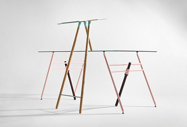 The table above the rest - image  on http://bestdesignews.com