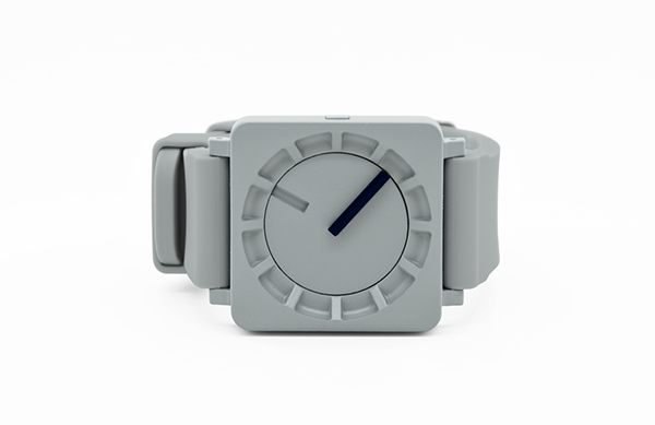 Tacdial - Tactile Wristwatch by Ryan Kirkpatrick