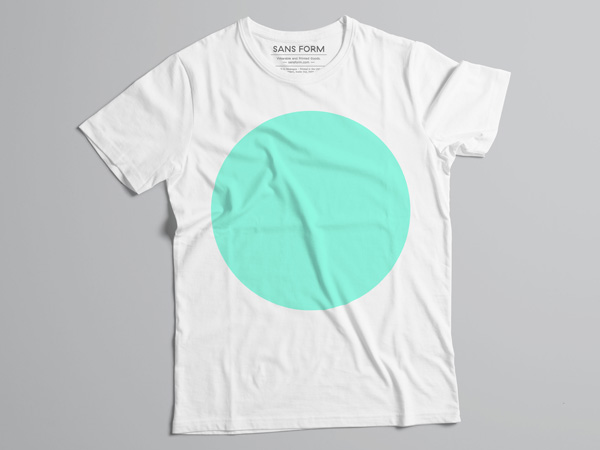 T-shirts, Hoodies, Prints and Bags by Sans Form