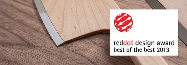 Maple Set - Kitchen Knives by The Federal