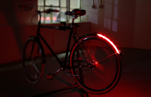 Bicycle Lights of the Near Future - image arc_01 on http://bestdesignews.com