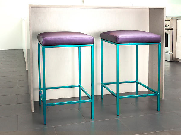 Vera Bar Stool, Enzo Cocktail Table, Alessio Table, Armavi Table, Luciano Table & Massimo Bench by Cromatti