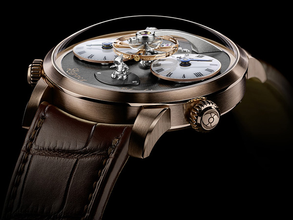 Legacy Machine N°1 Xia Hang Watch by MB&F Watches