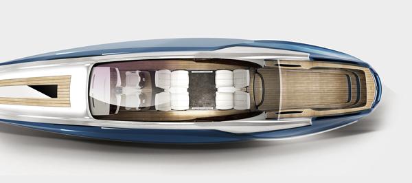 Phantom of the marina – Rolls-Royce inspired yacht - image 450EX_5 on http://bestdesignews.com