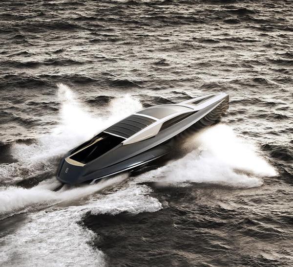 Phantom of the marina – Rolls-Royce inspired yacht - image 450EX_7 on http://bestdesignews.com