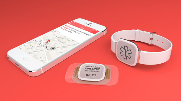 Dialog - Wearable Epilepsy Monitor by Artefact