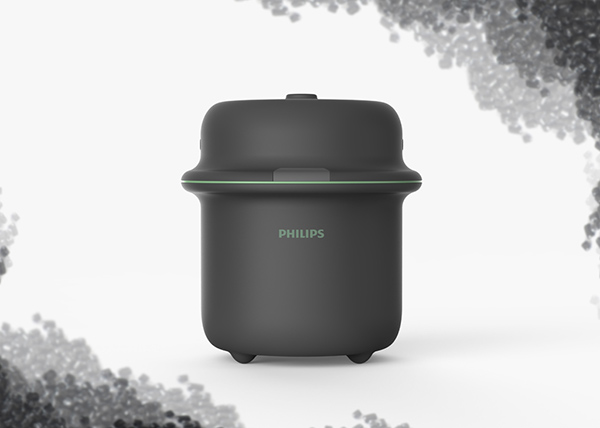 Philips Eco Rice Cooker by Kim Hongjoo & Noh Jihun