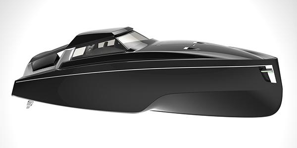 Drop-Top Yacht - image reversys_17 on http://bestdesignews.com