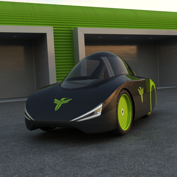 DNV Fuel Fighter 2 by NTNU Team