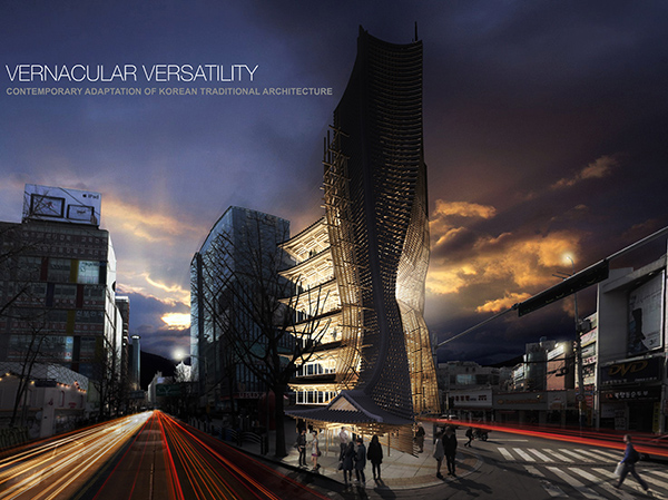 Vernacular Versatility - Architecture by Yong Ju Lee