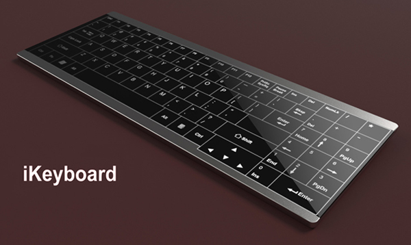 iKeyboard - Intelligent Keyboard that Displays Hotkeys by Daishao Yun, Zhang Shuo, Liu Wei, Liang Yakun & Liupei Pei
