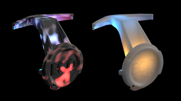 Get Your Plastic On With KeyShot | Yanko Design