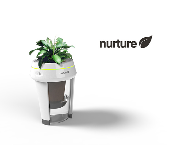 Nuture - Living Energy Monitor by Angelo D'Onofrio