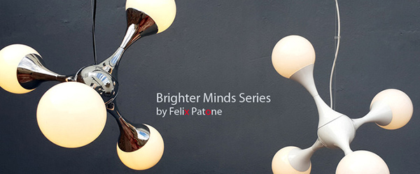 Brighter Minds - Lighting by Felix Patone