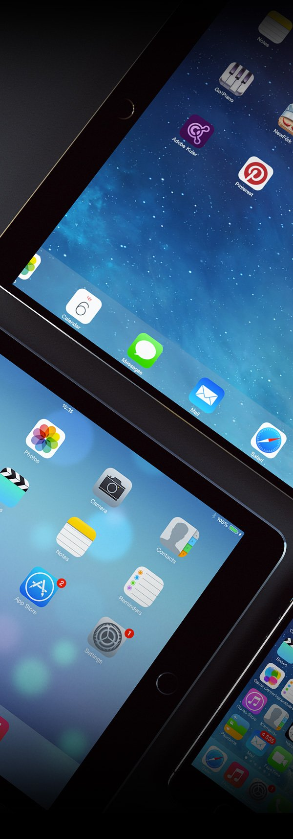 iPad Pro: The Child of MacBook Pro and iPad Air
