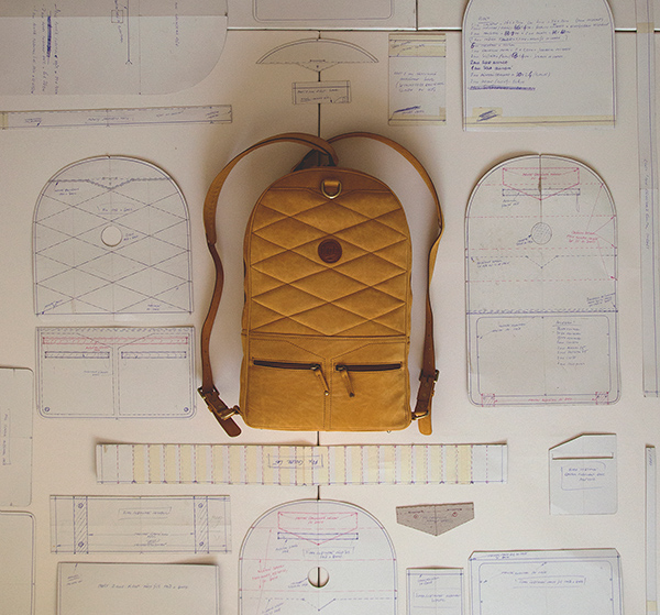 2Face Backpack by Andrew & Alex