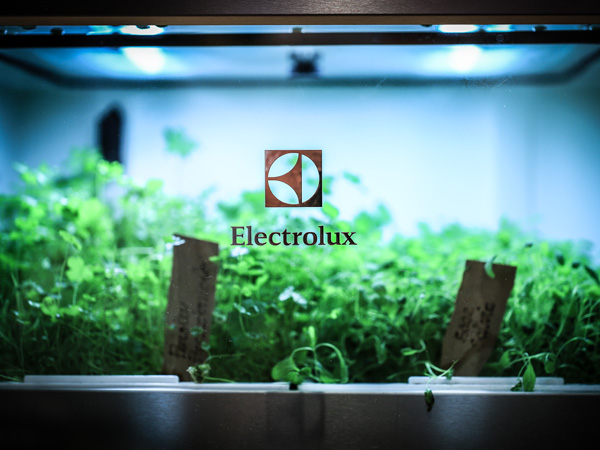 Electrolux 'Herb Garden' Concept by Electrolux