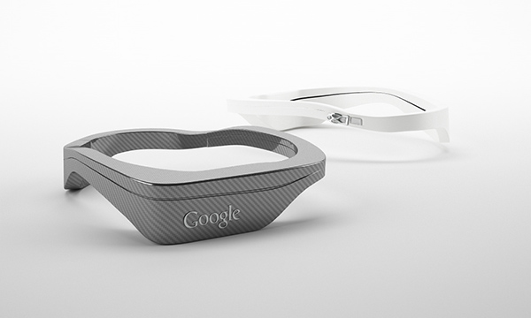 Google Glass Protective Case by Design Libero