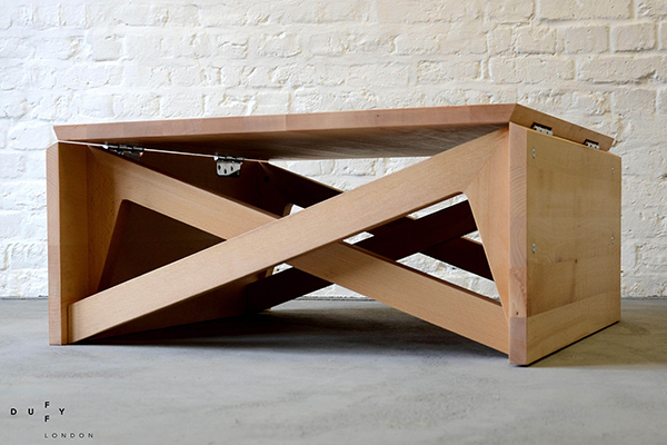 MK1 - Transforming Table by Duffy London