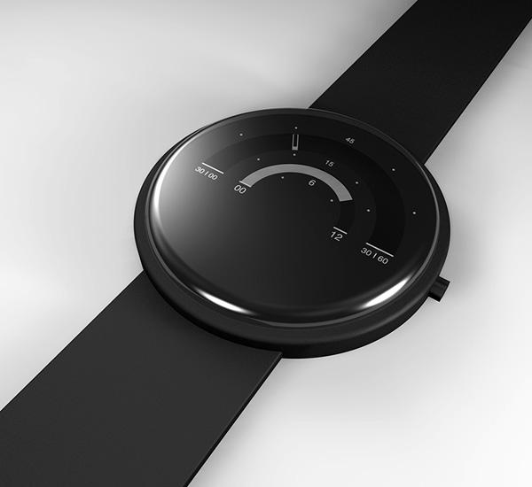 KAARI Watch Concept by Azahara Morales, aka Löytö Esineiden