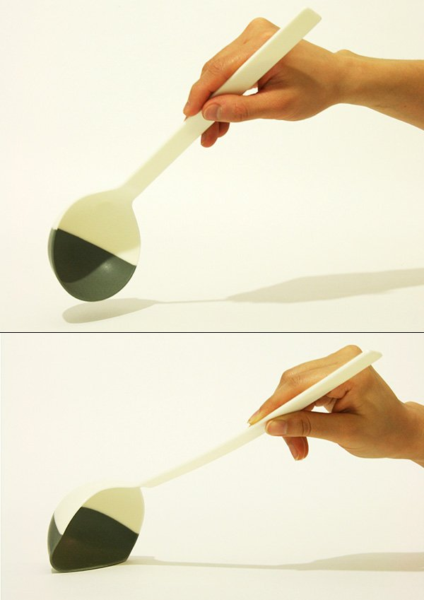 Ladle Sweeper – Ladle Design by Jeho Yoon
