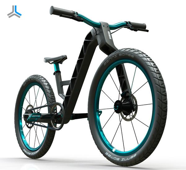 Biking Buddy Yanko Design