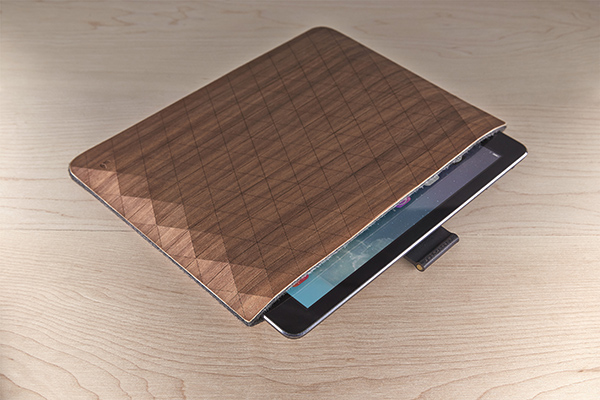 Wood Sleeves for MacBook & iPad by Grovemade