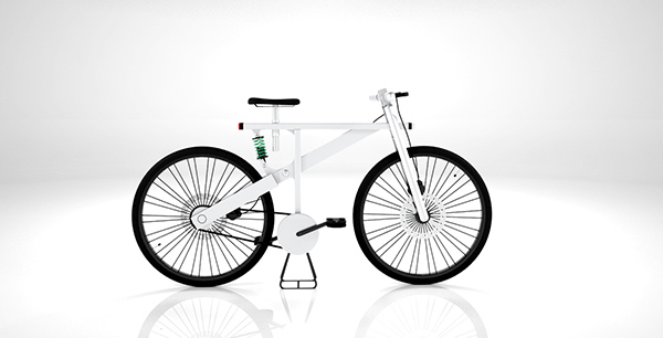 "Summit: ""T"" Bike by Antonio Serrano"