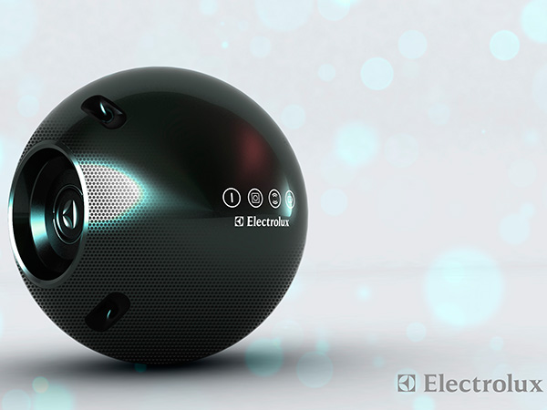 Luna Electrostatic Spherical Washing Machine by Juan Camilo Restrepo Villamizar