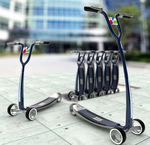 city_scooter