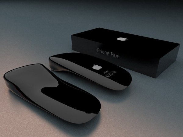 Apple iPhone Plus Concept by Faisal Semari