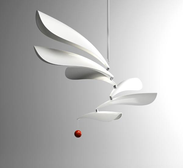 Ceiling Light by Sandro Lopez