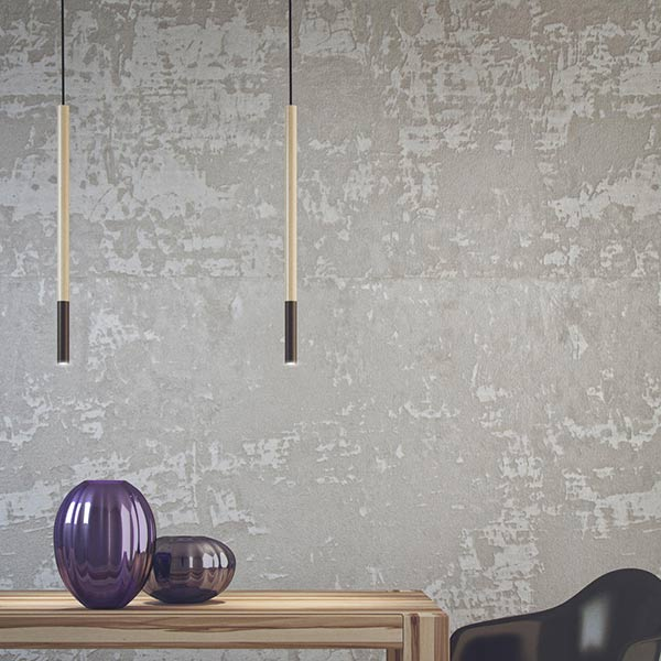 Stick - LED Pendant Lamp by Nicolò Zavagno