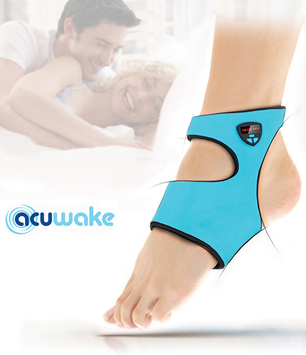 Acuwake Sock – Socks with Integrated Alarm by Aakanksha Rajhans