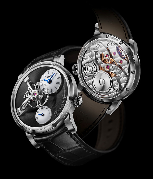 Legacy Machine 101 Watch by MB&F