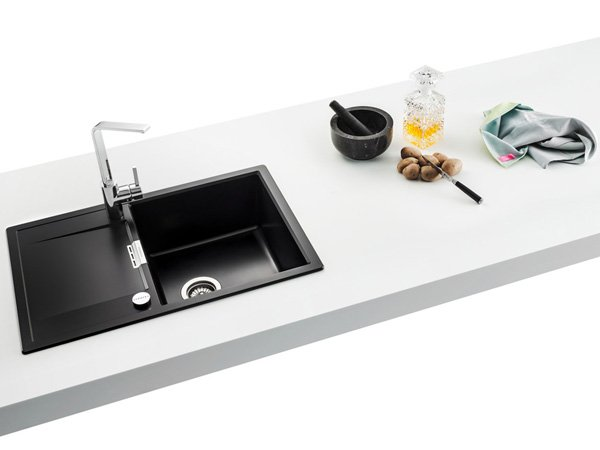 Mono Kitchen Sink by Aleksandr Mukomelov