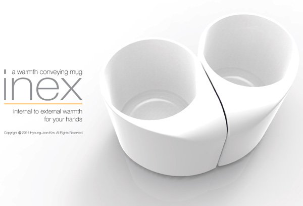 Inex – Cup Design by Joon Kim