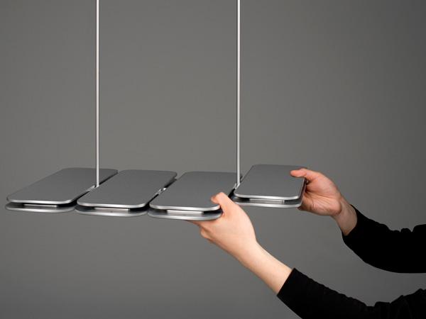 چراغ های مدولار توسط Ivan Zhang