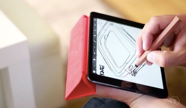 Timbrr - A Cedar & Copper stylus for your Smart Device by Dominic Peralta & Jon Corpuz